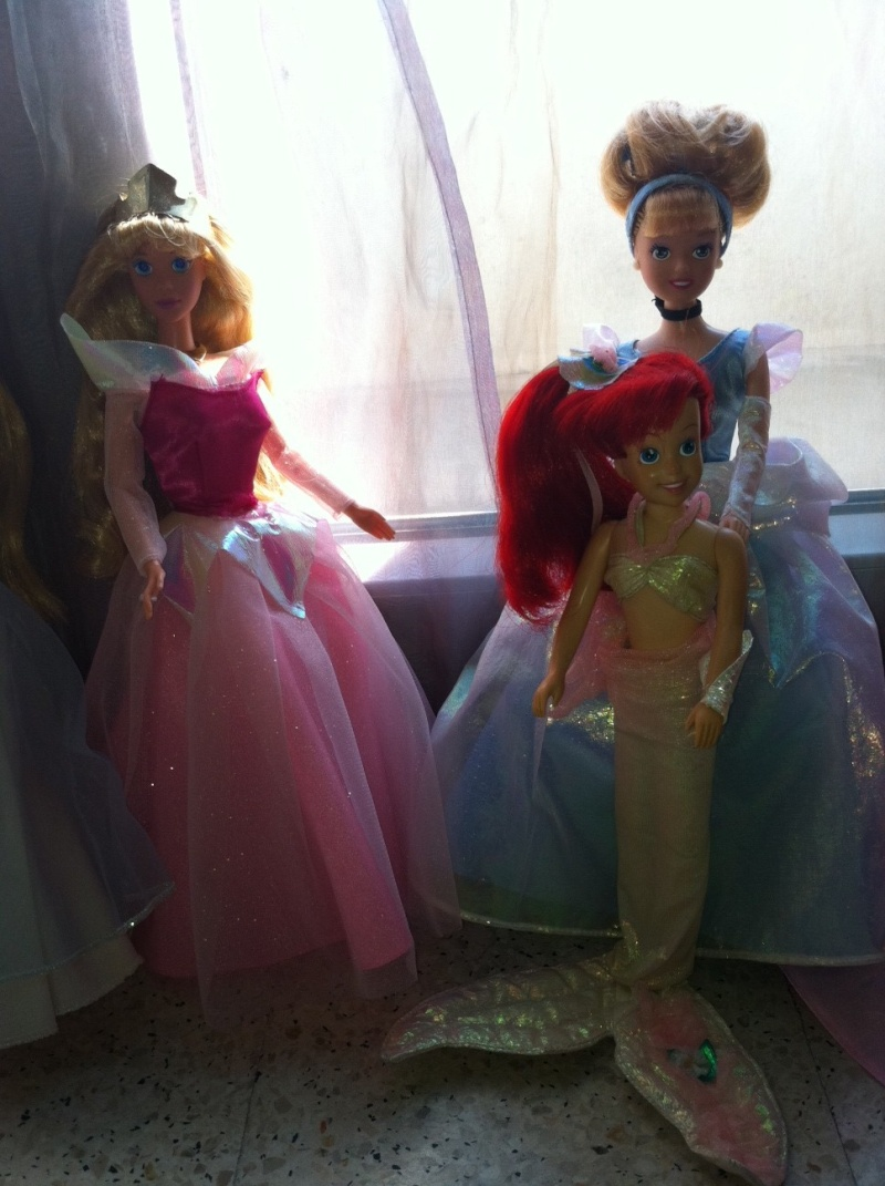 Ma collection des poupées des films de DISNEY - Page 3 Photo693