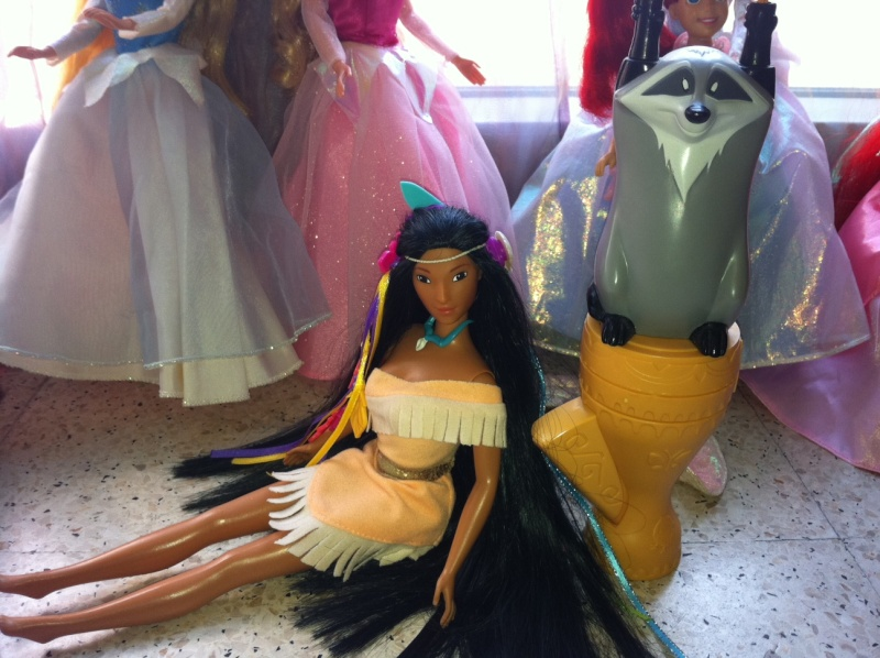 Ma collection des poupées des films de DISNEY - Page 3 Photo696