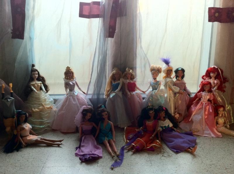 Ma collection des poupées des films de DISNEY - Page 3 Photo797