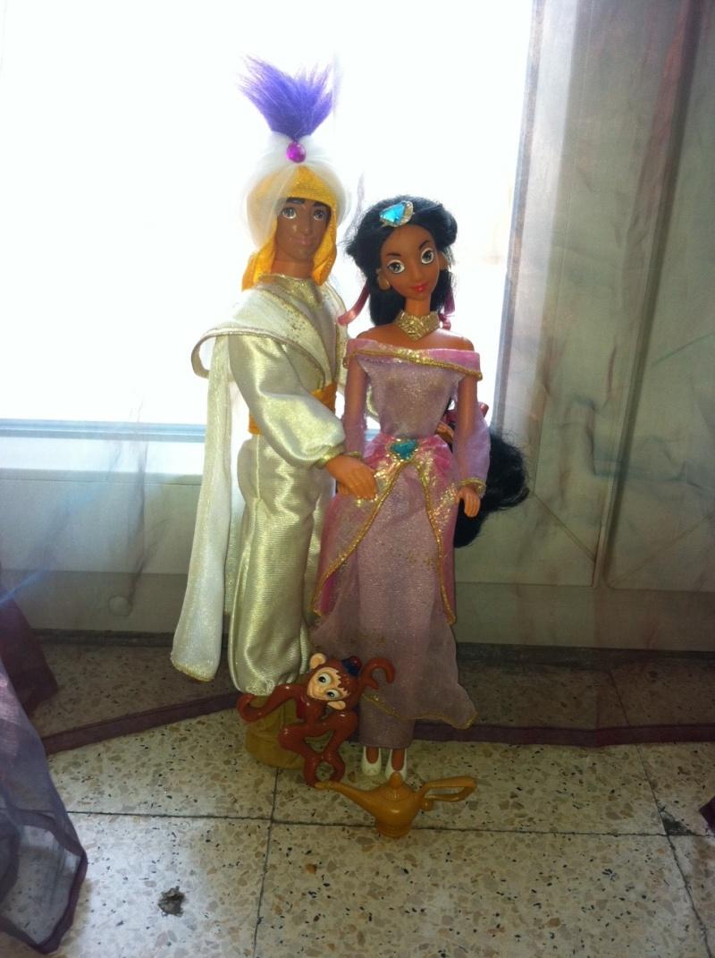 Ma collection des poupées des films de DISNEY - Page 3 Photo816