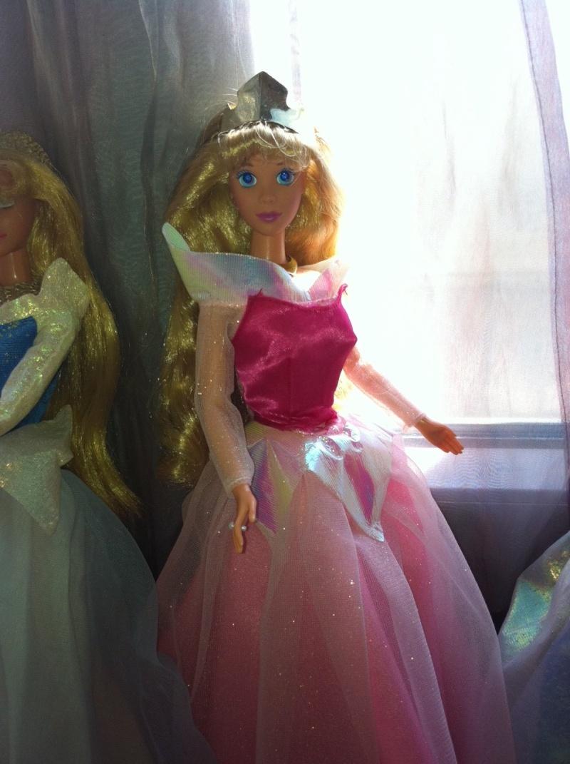 Ma collection des poupées des films de DISNEY - Page 4 Photo910