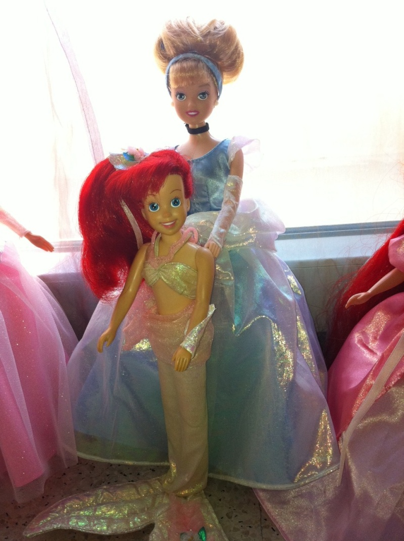 Ma collection des poupées des films de DISNEY - Page 4 Photo911