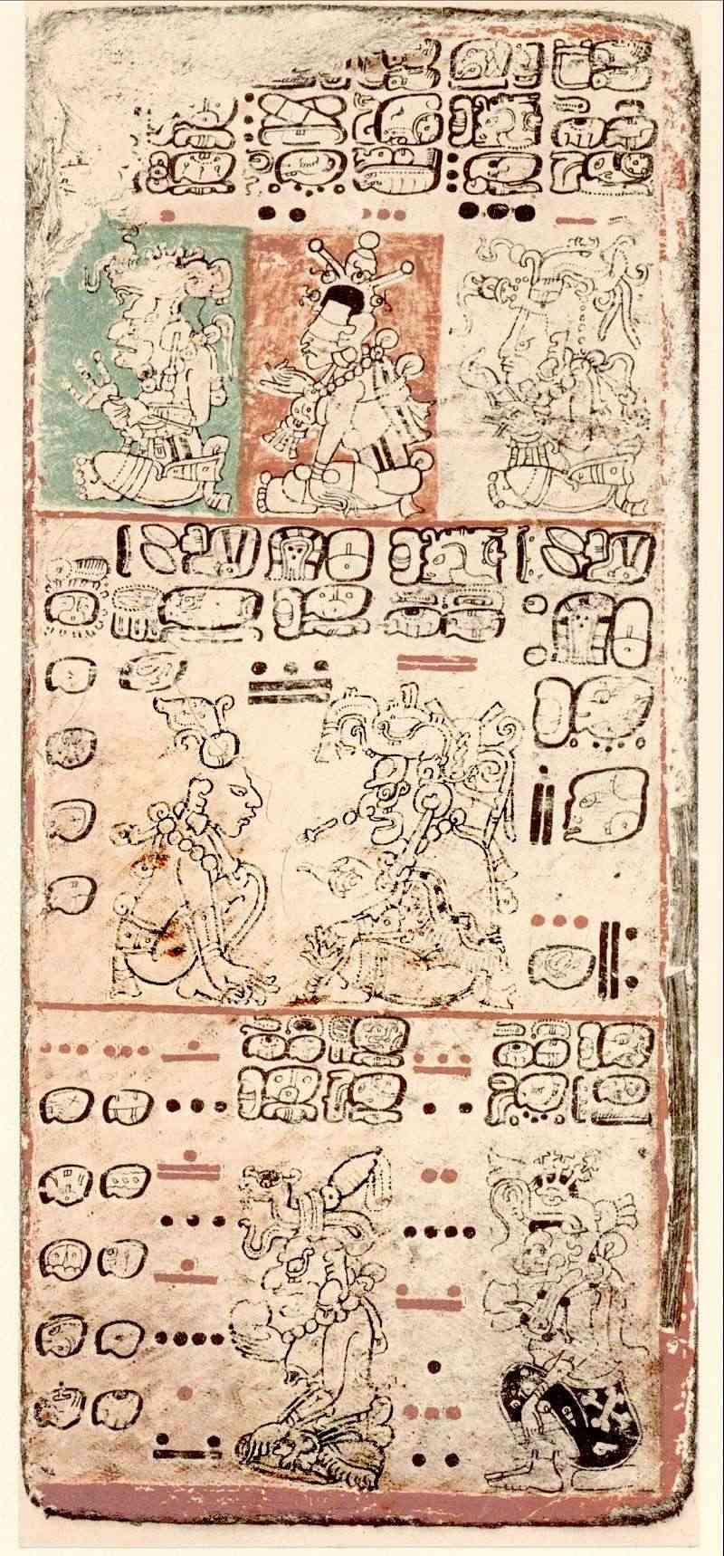 Mayas - Tikal Calakmul Palenque - Maya Yucatan Mexique - Page 2 Dresde10