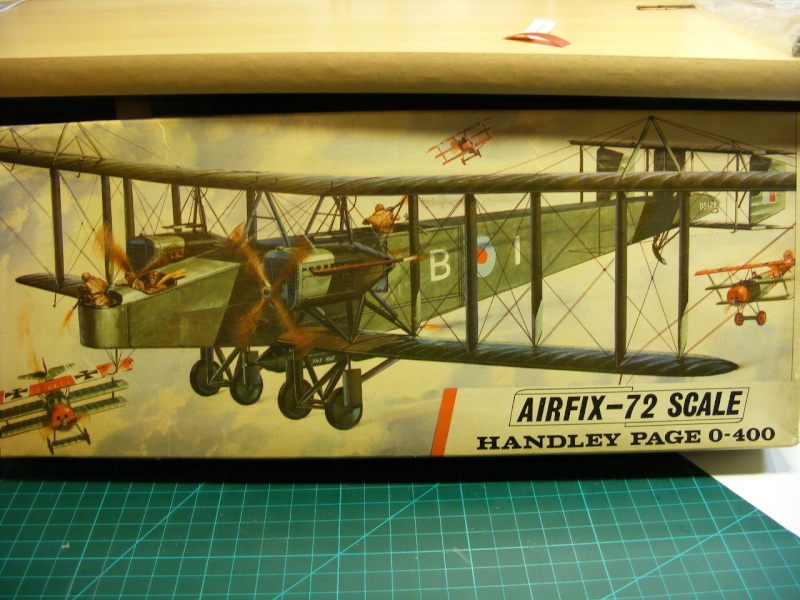Airfix - Handley Page 0/400 1_00110