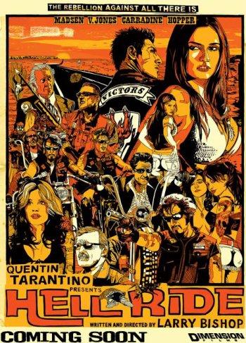 Tarantino apresenta Hell Ride 15070810