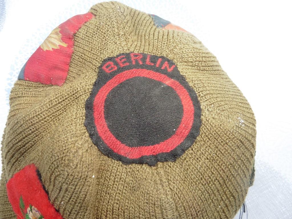 casquette Beanie US , original ... Berlin11