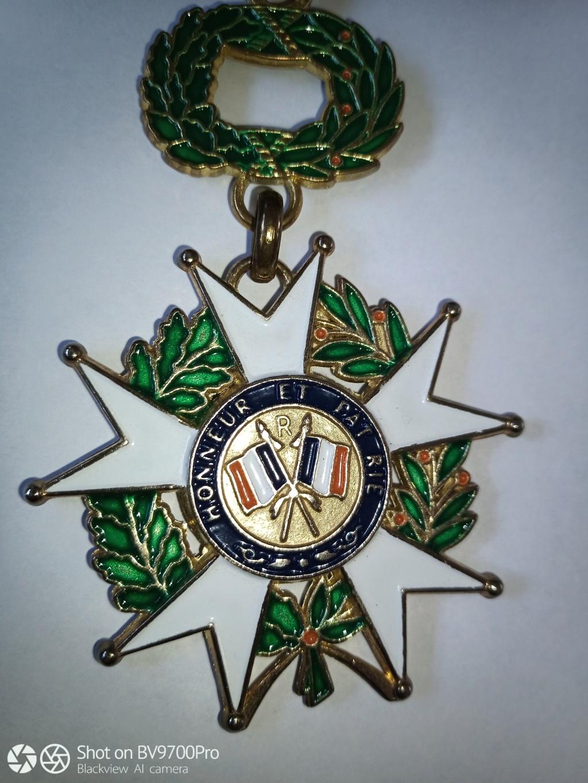 Commandeur  Légion d'honneur . Img_2105