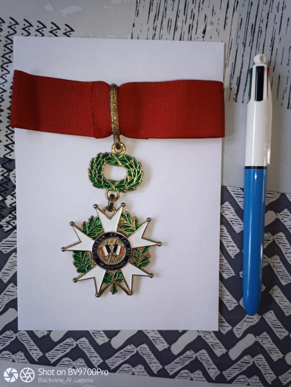 Commandeur  Légion d'honneur . Img_2106