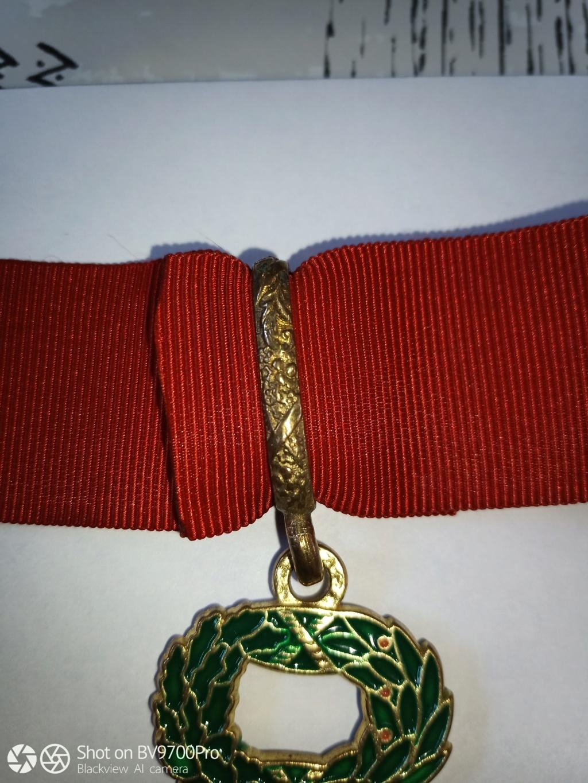 Commandeur  Légion d'honneur . Img_2109
