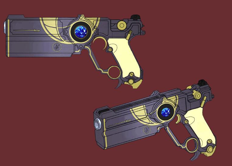 Livus's stuff Pistol10