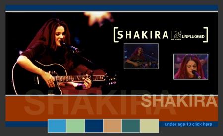 Shakira fan forum - Portail 00110