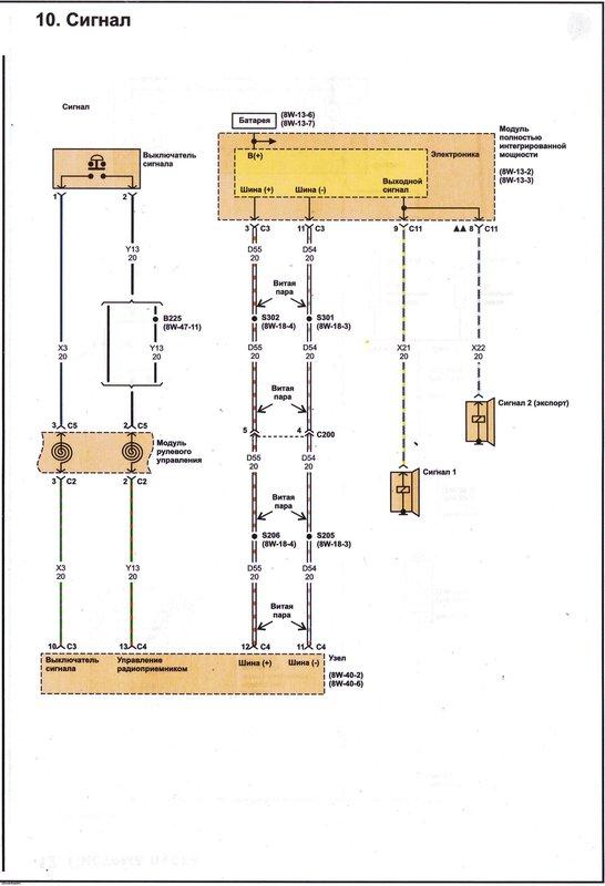 Электрические схемы 1012