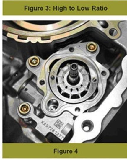 Вариатор:JATCO CVT & DaimlerChrysler.Устройство,принцип работы,коды ошибок. 1216