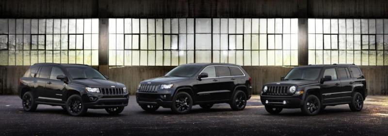 Нью-Йорк 2012: Jeep представил специальные издания Altitude 12431410