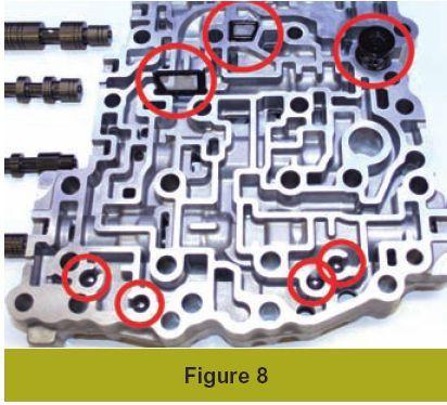 Вариатор:JATCO CVT & DaimlerChrysler.Устройство,принцип работы,коды ошибок. 1614