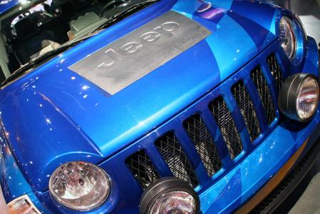 SEMA 2009: Jeep MK49 Compass Rallye  215