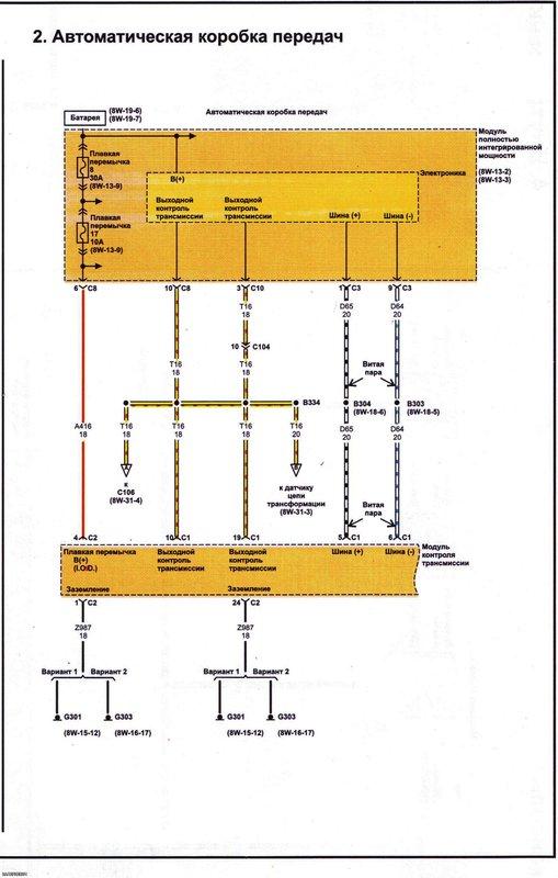 Электрические схемы 216
