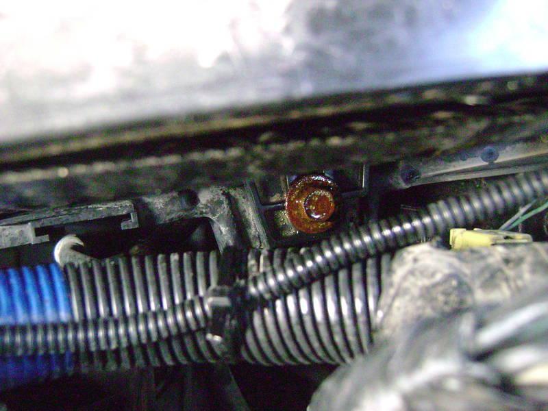 Снятие аккумулятора с Compassa. 240