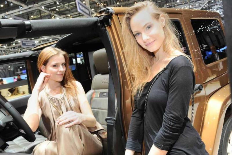 Jeep&Girl 32310