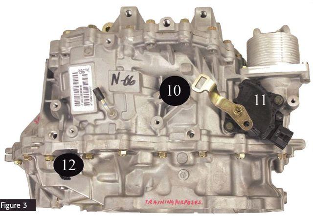 Вариатор:JATCO CVT & DaimlerChrysler.Устройство,принцип работы,коды ошибок. 328