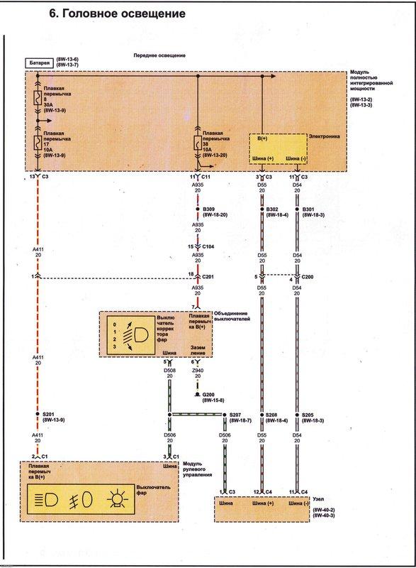Электрические схемы 612
