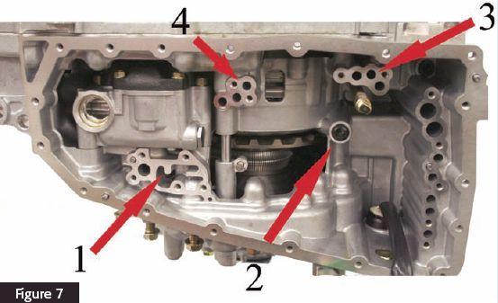 Вариатор:JATCO CVT & DaimlerChrysler.Устройство,принцип работы,коды ошибок. 725