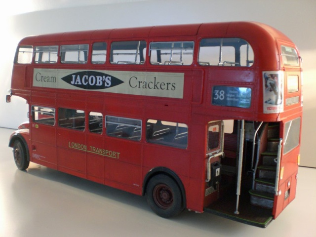 london bus K115tl11