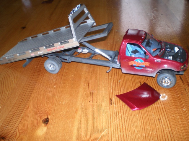 ford f150 towing truck P4221312