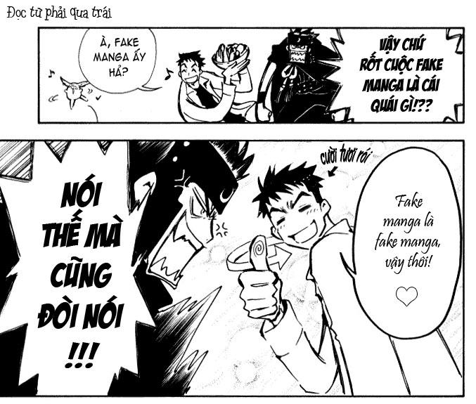 [Contest] Fake Manga 110