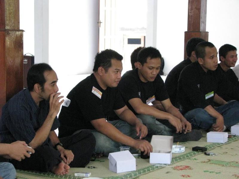 FOTO SHAWALAN FKOGK 2008 Syawal12