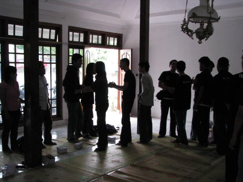 FOTO SHAWALAN FKOGK 2008 Syawal20