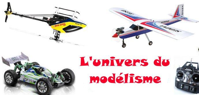 L'univers du modélisme