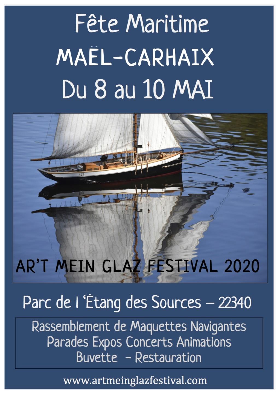 Ar't Mein Glaz Festival acte II Affich20