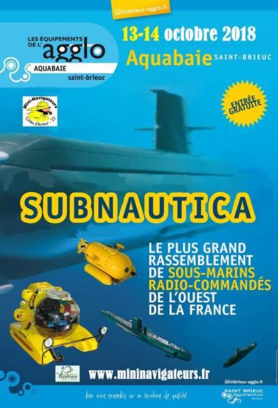 Rencontre Subnautica à l'aquabaie de St Brieuc Image011