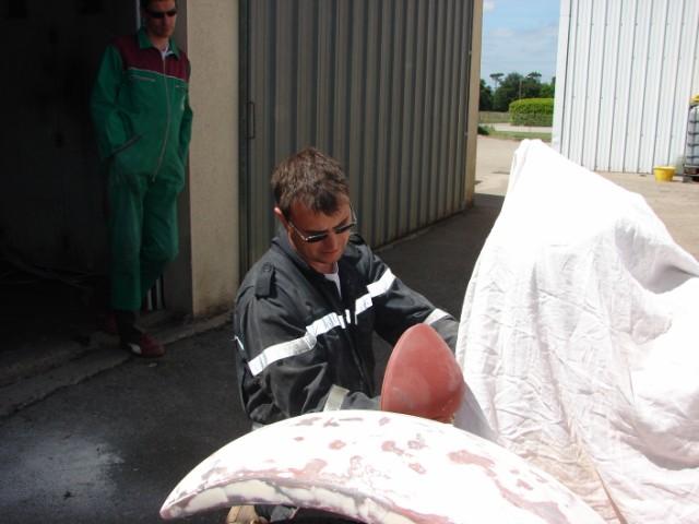 Restauration de la B14 TB ( Pour le Tour de Bretagne) Dsc04519