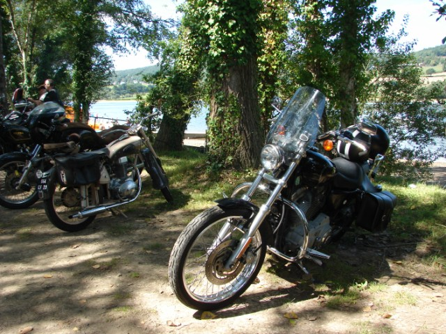 motos anciennes & nouvelles  Dsc05417