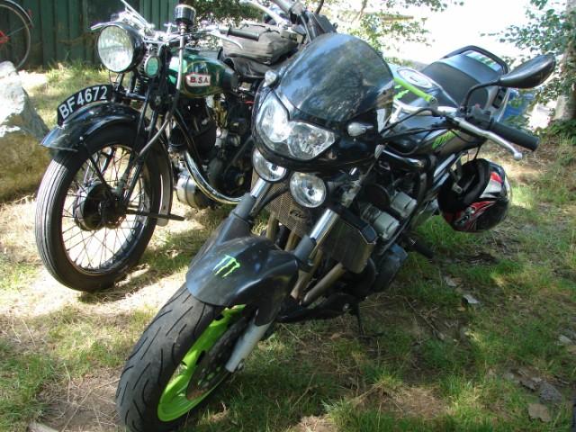 motos anciennes & nouvelles  Dsc05430