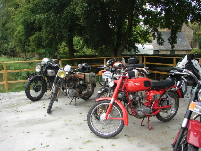 La Landehenne 2011  -  sortie motos Dsc05641