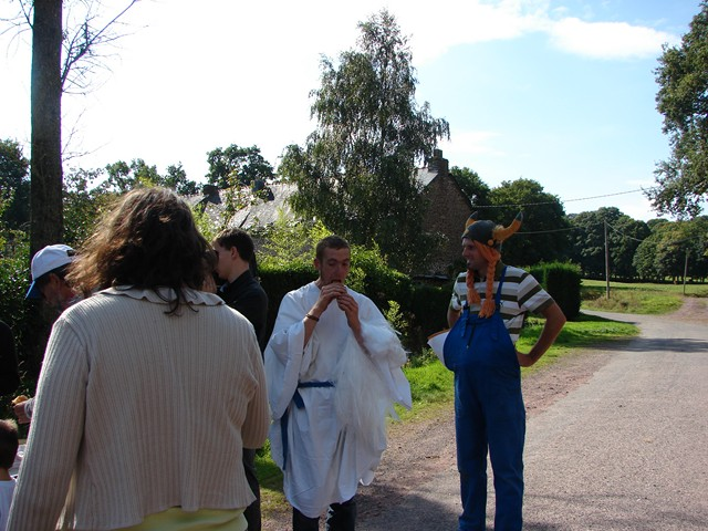 les minis de l' ABVA à la 1ère Sortie des Druides Dsc06031