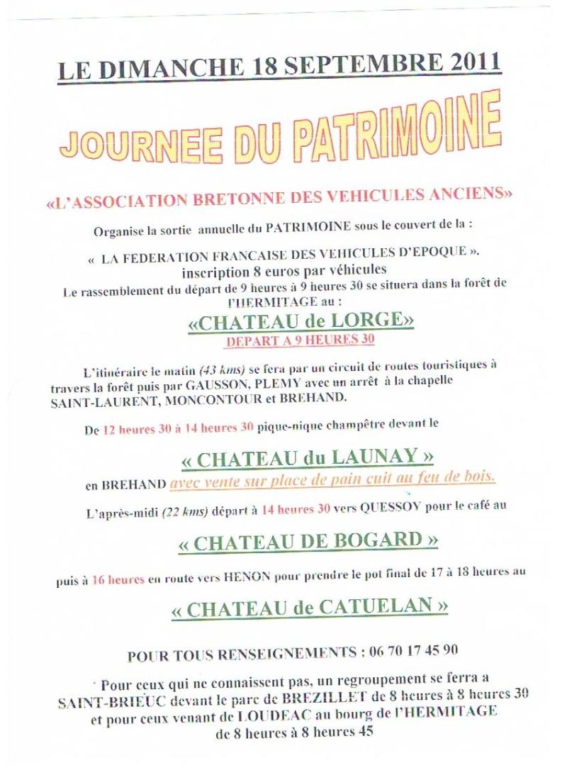 sortie du Patrimoine 2011 Sortie10