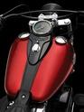 trim panel cuir softail slim Tank_p10