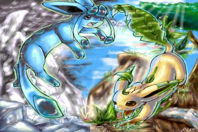 Pokemon -> givrali et phillaly Givral10