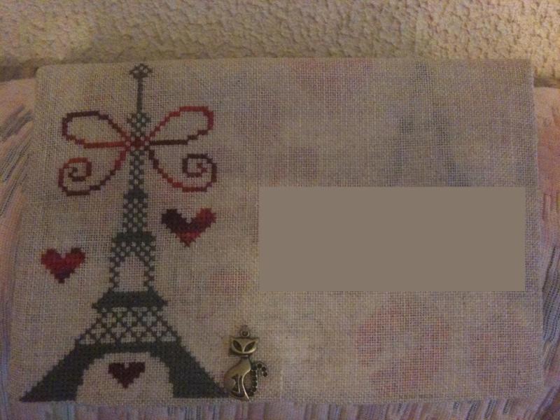 mes dernières réalisations à moi aussi... Paris10