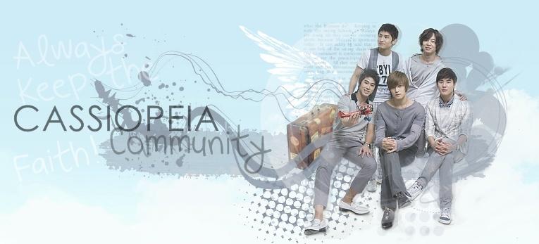 Cassiopeia Community : Nouvelle génération ♥
