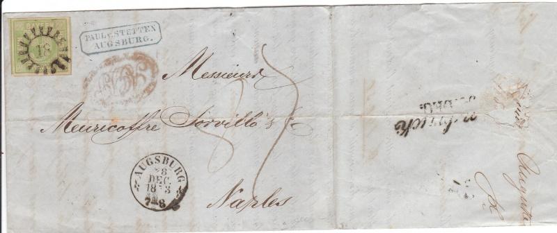 Transitpostverhältnisse Österreichs zu Bayern 1850 - 75 - Seite 2 Img_0011