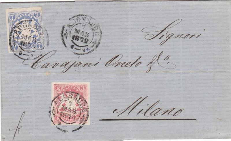 Transitpostverhältnisse Österreichs zu Bayern 1850 - 75 - Seite 2 Img_0015