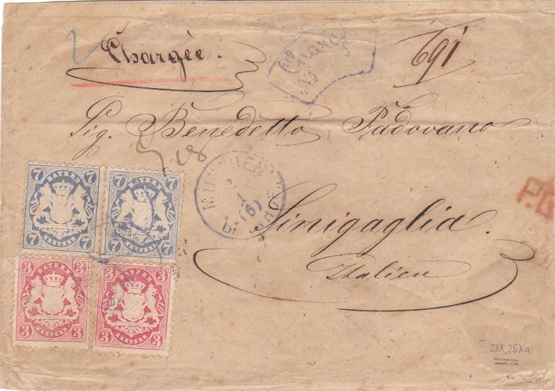 Transitpostverhältnisse Österreichs zu Bayern 1850 - 75 - Seite 2 Img_0016