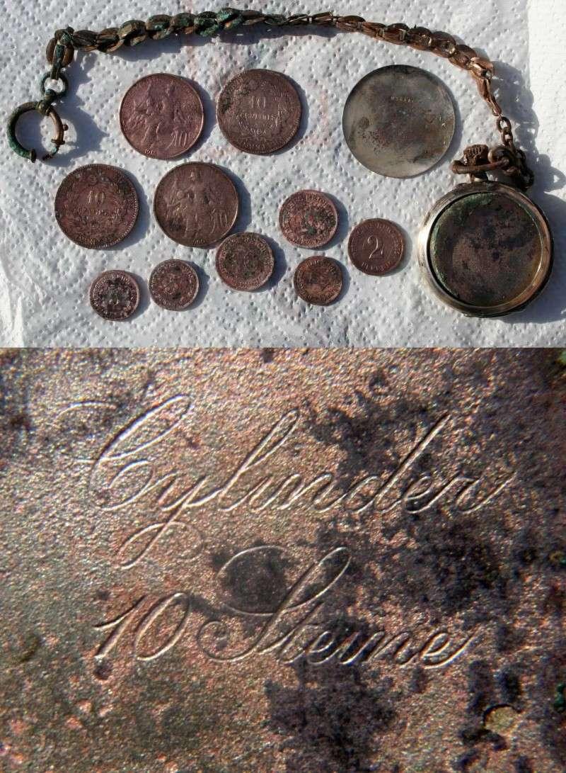 Identification d 'une montre trouvée sur un soldat allemand de la 1GM Modest12
