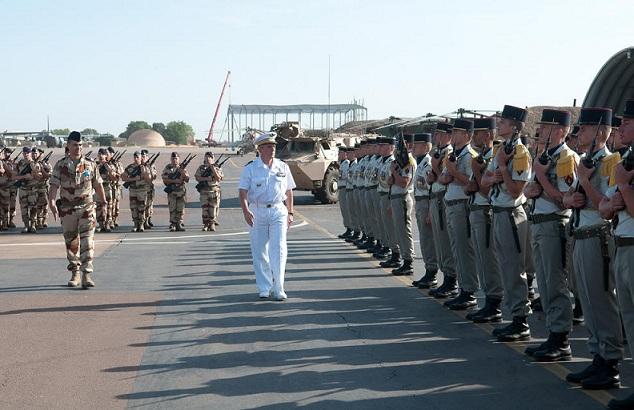 11 novembre: commémorations sur les Théâtres d'Opérations Extérieures(2012) - Actualisé (Source du Ministère des Armées Françaises) 11-nov13
