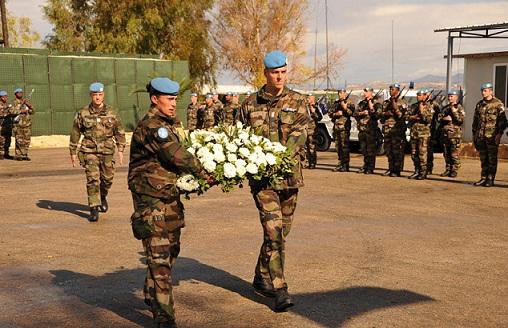 11 novembre: commémorations sur les Théâtres d'Opérations Extérieures(2012) - Actualisé (Source du Ministère des Armées Françaises) 11-nov15